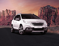 Peugeot 2008. Il City Crossover. | Website