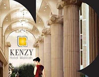 kenzy hotel logo