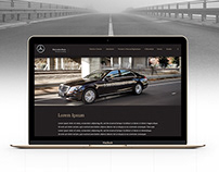 Mercedes Benz Factory website