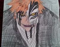 Bleach - Ichigo in Hollow form
