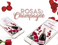 Rosas &Champagne