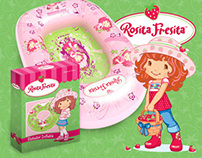 Strawberry Shortcake Toys / Juguetes Rosita Fresita
