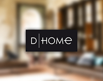 D-Home - Web Template