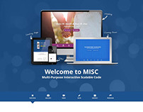 MISC, WordPress One-Page Responsive Theme