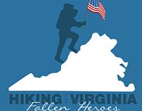 Hiking for Virginia Fallen Heroes