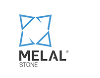 Melal Stone Visual identity