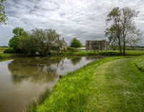 England :: Lyveden New Bield