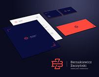Bernakiewicz - Zaczynski: Brand identity