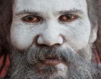 Portraits from Kumbh Mela