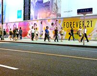Forever 21 Shanghai - Barricade