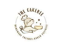 Brand Design: The Cakeree