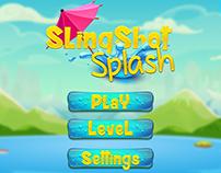 SlingShot Splash - Mockup