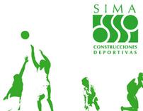 Folleto catálogo de Sima