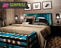Magazine Advertisement for Surprise Home Linen