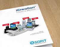 Brochure ICreation