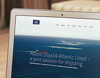 Asiatic Lloyd – Web Design