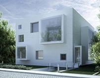 Dom podwieszony / Hanging House