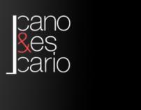 Cano y Escario. Identidad Corporativa