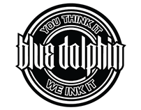 Blue Dolphin Tattoo Experience