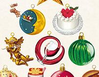 Christmas gift catalogue of Natural LAWSON