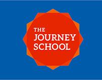 The Journey School Branding