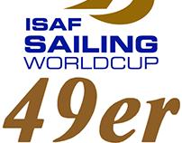 2015 ISAF Melbourne 49er Medal Race