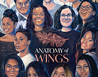Anatomy of Wings - Film Branding