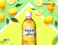 POKKA Rebranding – Pitch