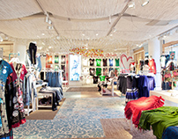 Desigual Barcelona Pilot Store 2013
