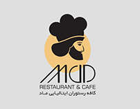 MAD Restaurant & Cafe - Brand Identity