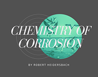 Chemistry of Corrosion by Robert Heidersbach