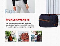 Fjällräven - Back to school campaign