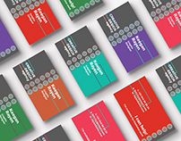 Free Template: Creative Design Agency Business Card