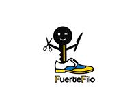 Brand identity Fuerte Filo