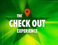 The check out experience