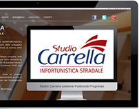 website www.infortunisticastradalecarrella.it