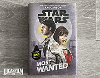 STAR WARS / Book cover