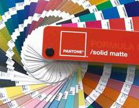 Pantone Advertisments