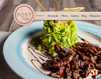 Post: Food Sharing & Lounge