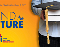 Fund the Future donation brochure