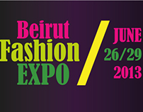 Beirut Fashion Expo – BFE 2013 Fashion with a Twist Jun
