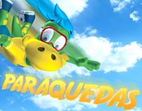 Danoninho | Game - Paraquedas