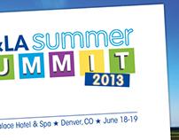Summer Summit Registration Brochure