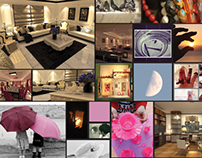 My Summary Portfolio In Behance Al-Riyadh