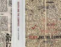 Death and the Compass Book Design