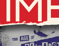 Our Times / book cover