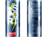 Redesign isotonic drink for a supermarket
