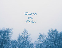 Touch the Echo - flyer