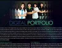 Digital Portfolio's Collaterals