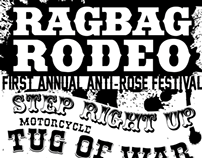 Ragbag Rodeo Carnival Style Flier